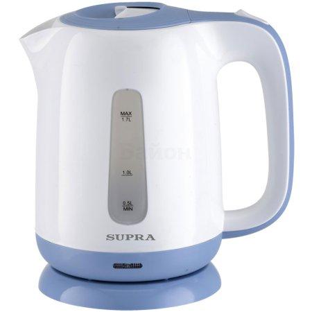 Supra KES-1724 белый/синий