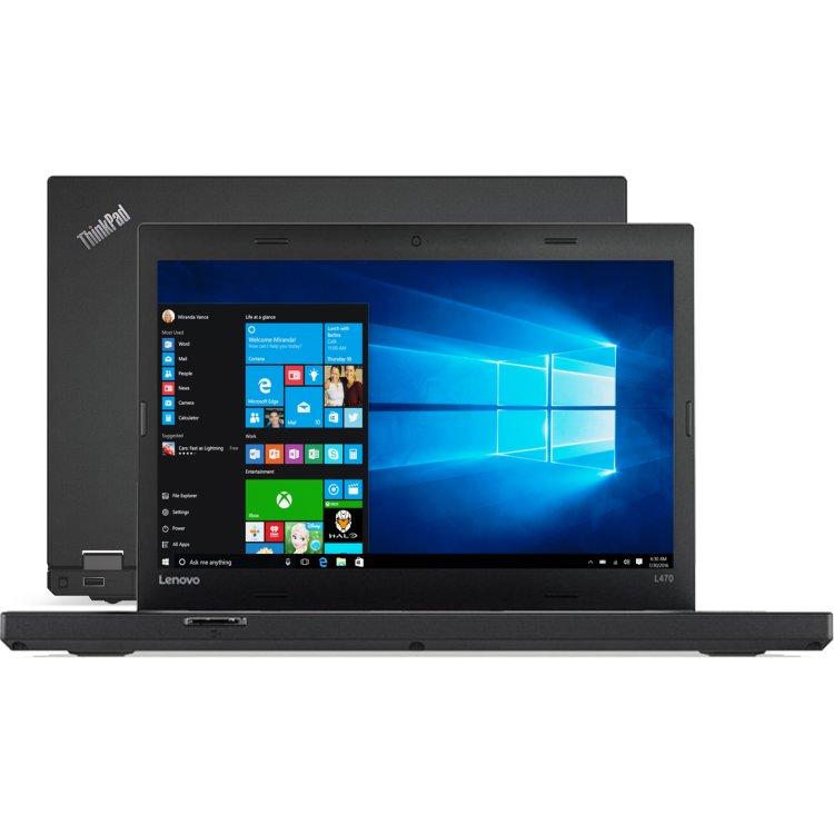 "Lenovo ThinkPad L570 15.6"", Intel Core i3, 2400МГц, 4Гб RAM, 180Гб, Черный, Windows 10 Pro"