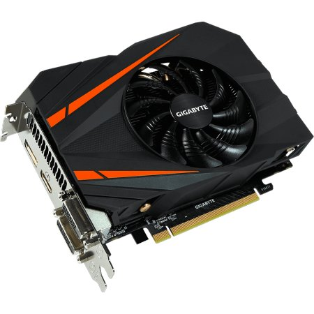 Gigabyte GeForce GTX 1060 OC 6144Мб, GDDR5,1556MHz, GV-N1060IXOC-6GD GTX 1060 OC 6G - 6144Мб, GDDR5,1556MHz, GV-N1060IXOC-6GD