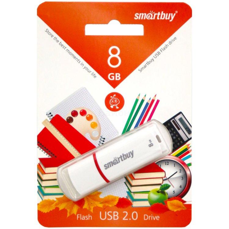 Smart Buy Crown 8Гб, USB 2.0