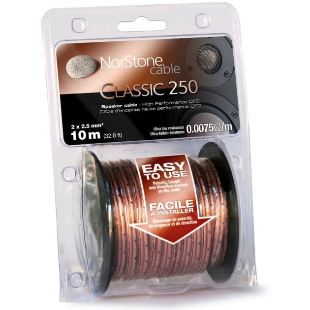 Акустический кабель NorStone CL250