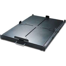 APC by Schneider Electric Sliding Shelf - 200lbs/91kg Black