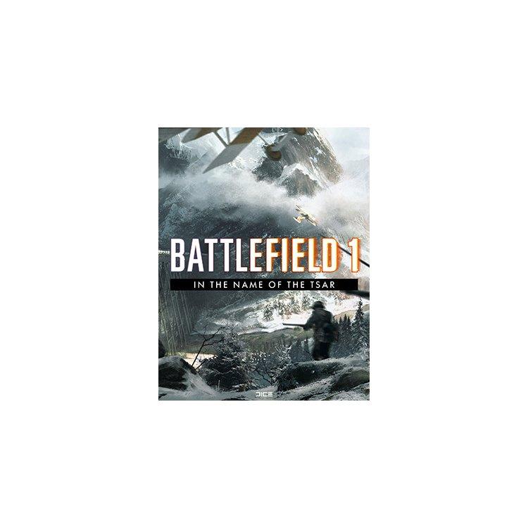 Battlefield 1: Во имя Царя Xbox One, цифровой код, дополнение, Русский язык