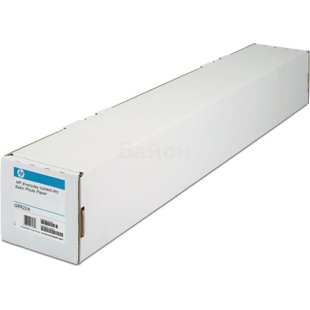 HP E4J60B Холст, Рулон, -, 15.2м, матовая