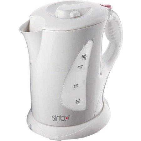 Sinbo SK 2386 Белый, 1700мл, 2000Вт