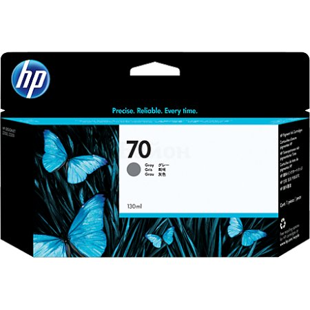 HP Inc. Cartridge HP 70 серый для DJ Z3100/Z3200