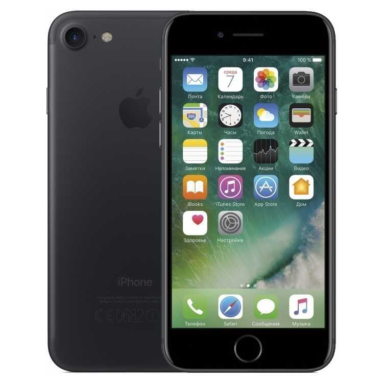 Apple iPhone 7 32Gb Черный