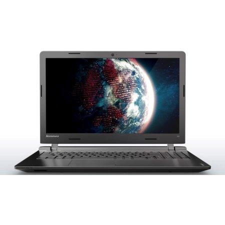 "Lenovo IdeaPad 100-15IBY 80MJ00AURK 15.6"", Intel Pentium, 2160МГц, 2Гб RAM, DVD-RW, 500Гб, Черный, Wi-Fi, Windows 10, Bluetooth"