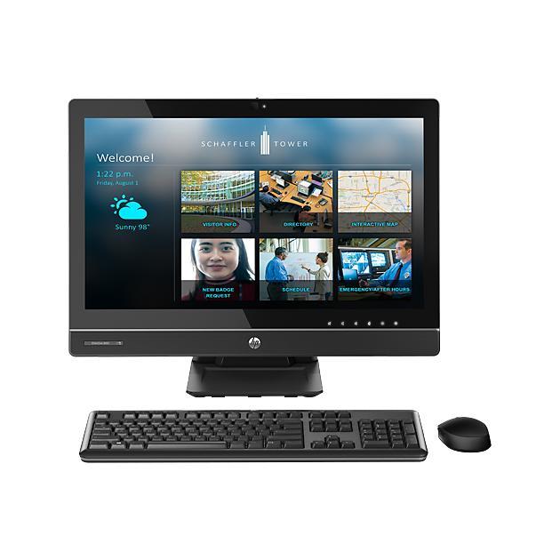 HP EliteOne 800 G1 нет, 1000Гб, Windows, Intel Pentium