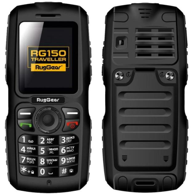 RugGear RG150 Traveller 2 SIM