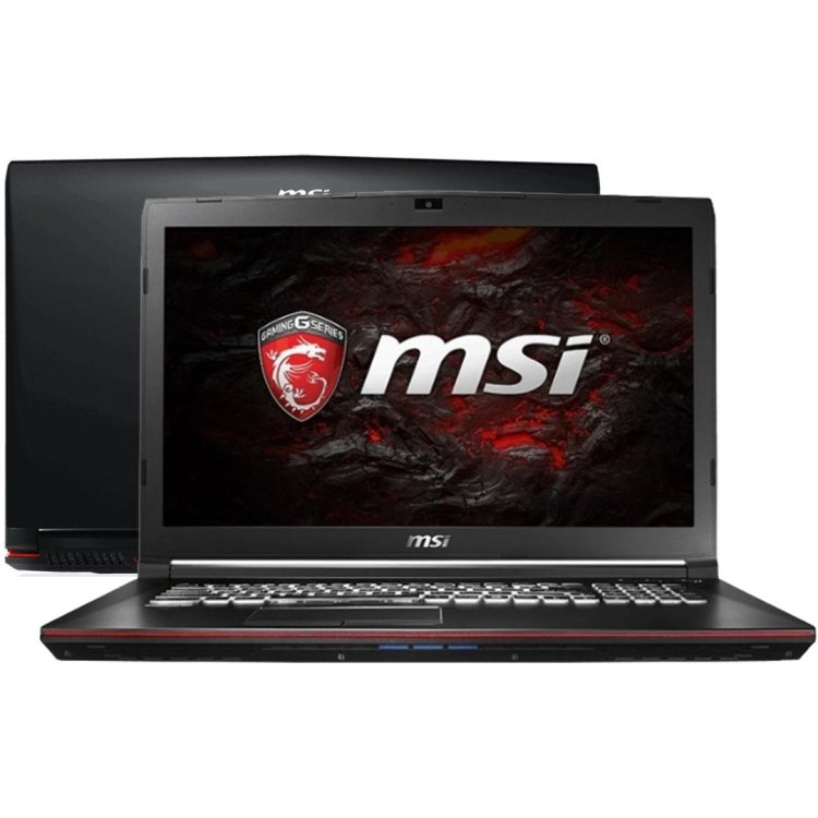 "MSI GP72 Leopard 7RDX-483RU 17.3"", Intel Core i7, 2800МГц, 8Гб RAM, 1128Гб, GeForce GTX 1050, Windows 10 Домашняя"