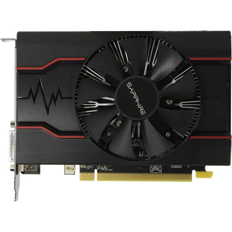 SAPPHIRE PULSE Radeon RX 550 2GD5 4096Мб