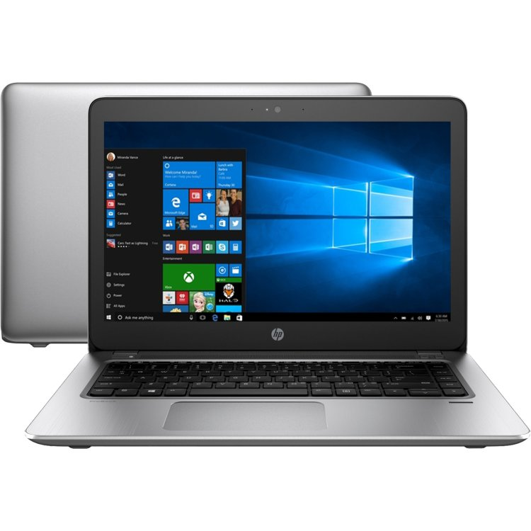 "HP ProBook 440 G4 14"", Intel Core i3, 2400МГц, 4Гб RAM, 128Гб, Windows 10 Pro"