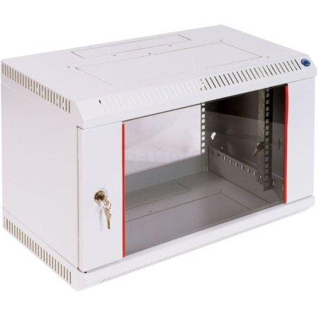ЦМО Шкаф телекоммуникационный настенный 6U (600х300) дверь стекло, [ ШРН-6.300 ]