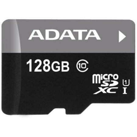 A-Data Premier UHS-I U1 microSDXC, Class 10, 128Гб