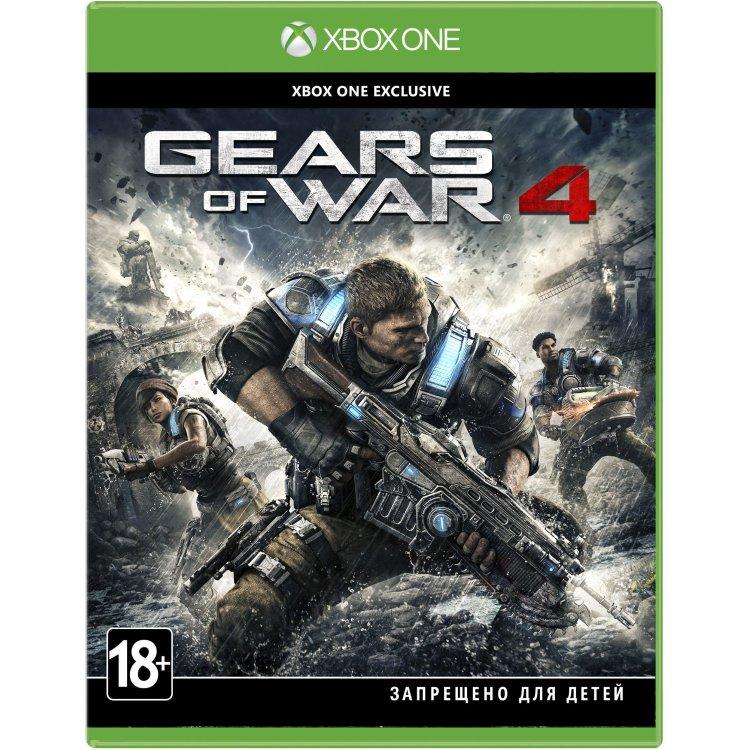 Gears of War 4 Стандартное издание