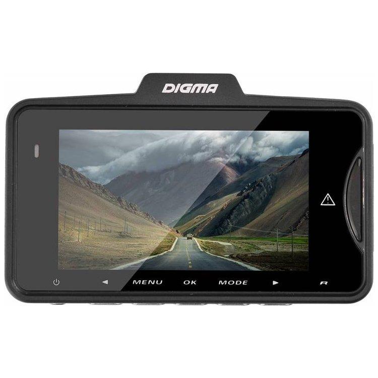 Digma FreeDrive 300 1920x1080, Ночной режим