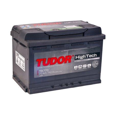 Аккумулятор TUDOR High-Tech 77Ач, обратная полярность (TA770)