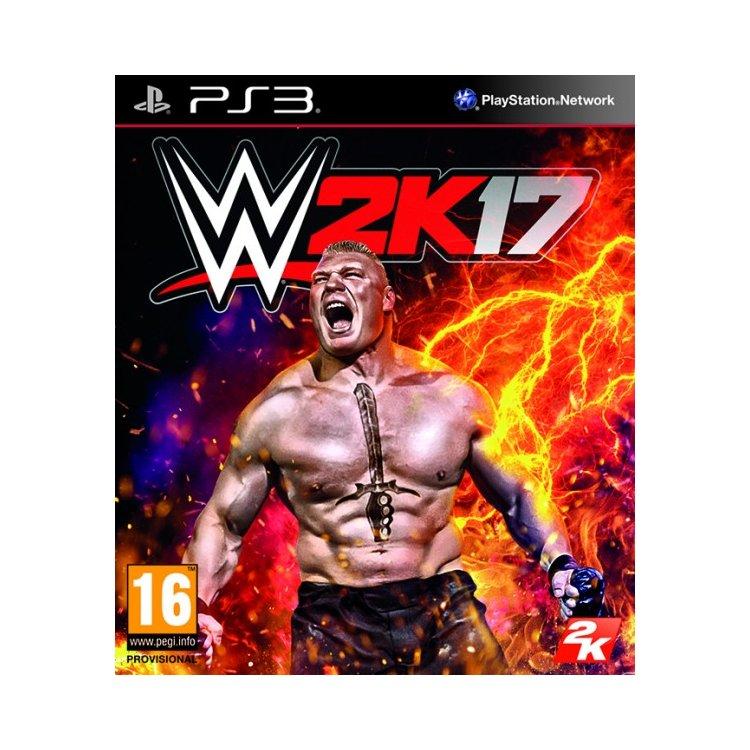 WWE 2K17 Sony PlayStation 3