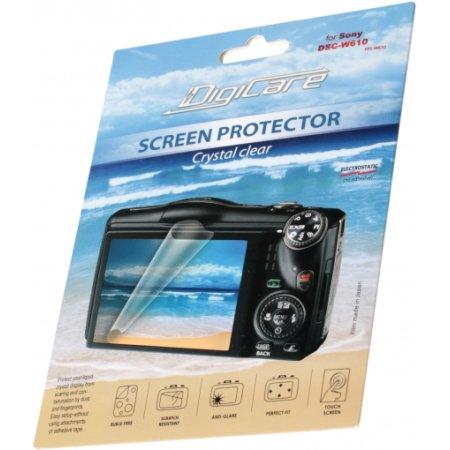 """Защитная пленка для Sony DSC-W610 / 2.7"""""""