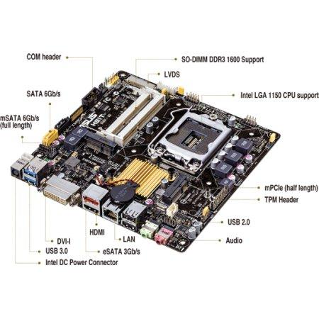 ASUS H81T mini iTX