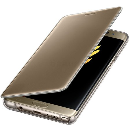 Samsung Clear View Cover для Samsung Galaxy Note 7 EF-ZN930CFEGRU Золотой