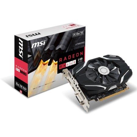 MSI Radeon RX 460 2G OC 2048Мб
