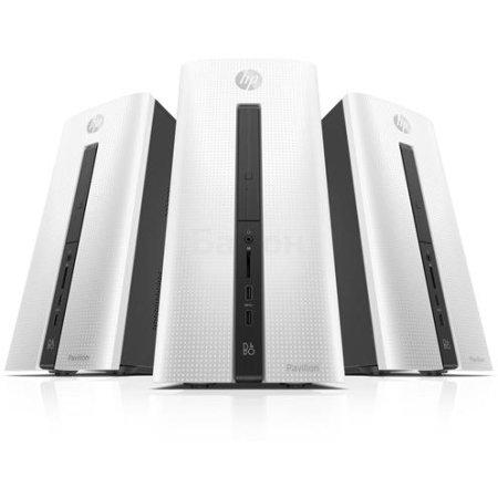 HP 560-p050ur Intel Core i5, 2700МГц, 8Гб, 1128Гб, Win 10, Стальной