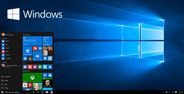 Windows 10 Ноутбуки