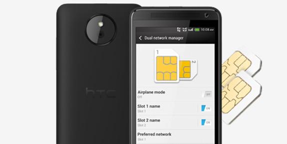 Смартфоны с двумя SIM-картами