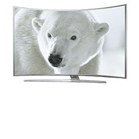Изображение программ для телевизора Samsung TV